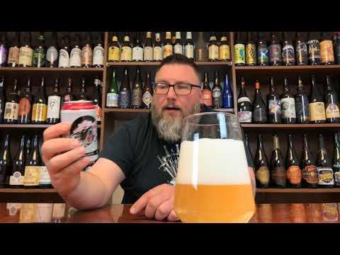 Massive Beer Review 1519 Orpheus Brewing Atalanta Tart Plum Saison