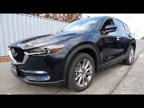 New 2019 Mazda CX-5 Lutherville MD Baltimore, MD #Z9170191O - SOLD