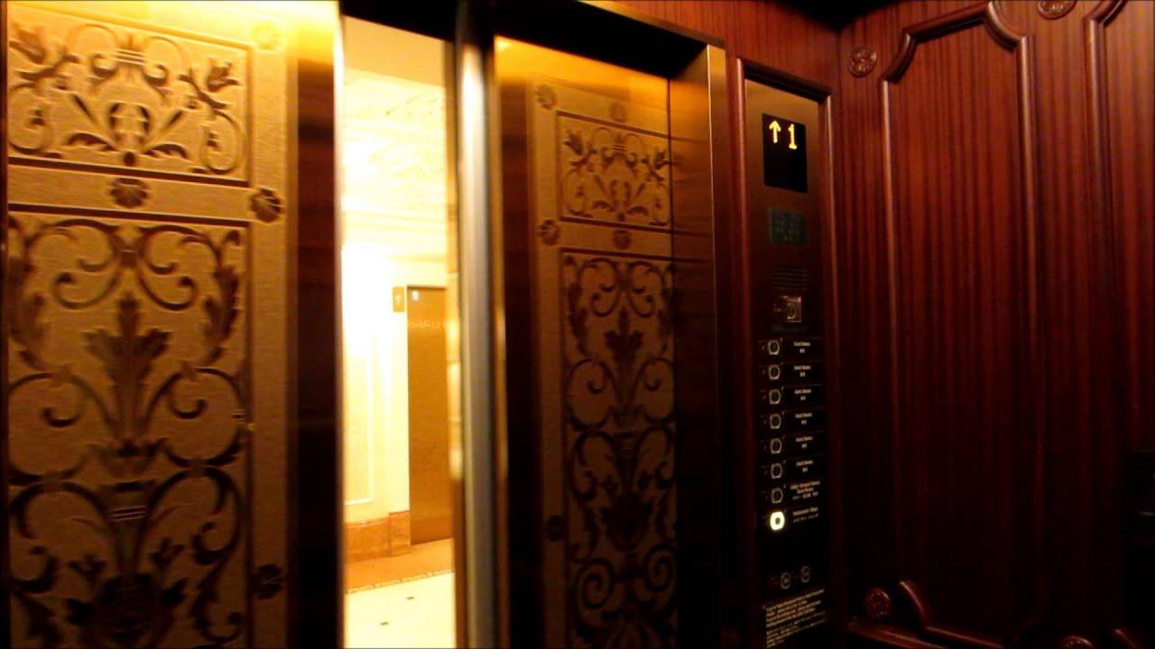 In . Mickey Elevator