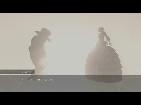 Nier Automata 9s Story Part 4 Beauvoir