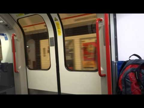 Celebrating 1000 Videos 5/7 - Central Line: Ealing Broadway to Tottenham Court Road