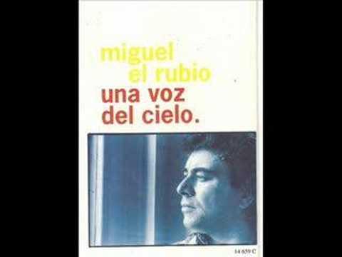 MIGUEL EL RUBIO FANDANGOS