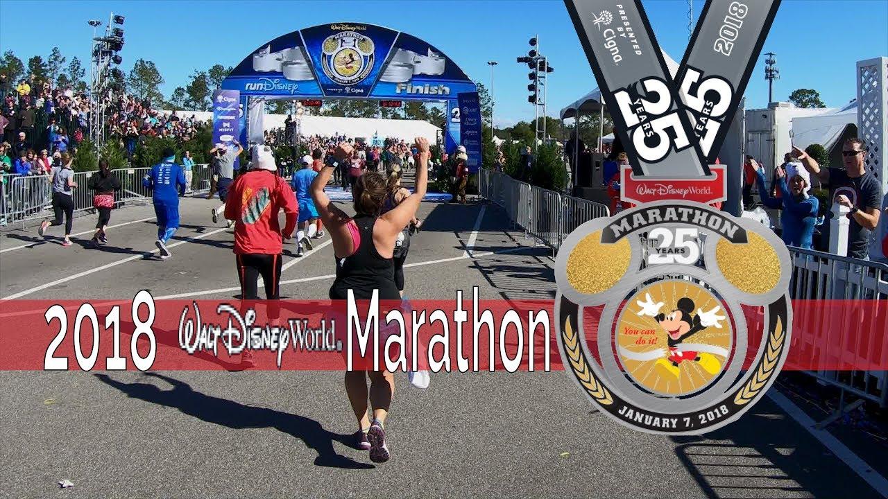 2018 Walt Disney World Marathon