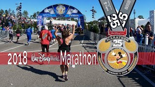 2018 Walt Disney World Marathon
