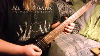 Quiet Distress - Killswitch Engage Guitar Cover