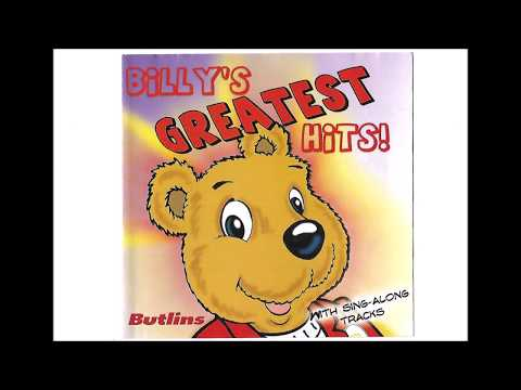 Butlins - Billy's Greatest Hits! - Full Album