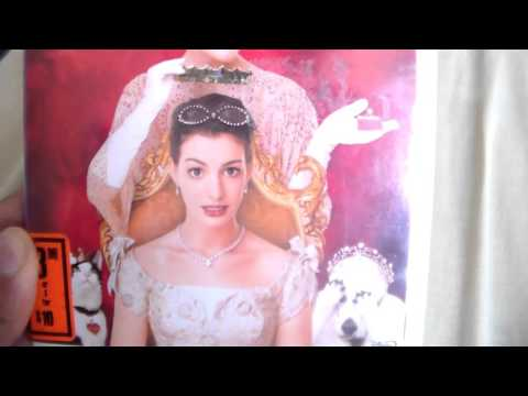 review on princess diaries The hit comedy the princess diaries gets the royal treatment in this special two-disc dvd release the princess diaries specialists  editorial reviews.