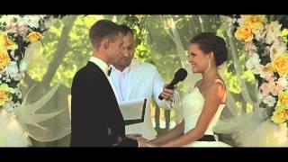 Нежная свадьба Михаила и Алины