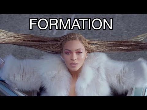 "Beyonce ""Formation"" Official Music Video: Red Lobster, Blue Ivy, New Orleans and more"