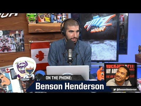Benson Henderson Talks Fighters Association, State of Sponsorships in Bellator