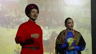 Григорий Гончаров и Маргарита Гоголева - То не пыль, то курыть и Во саду ли хмелюшек не родится