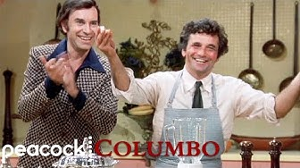 Columbo Forgets To Say Hi To His Wife On TV! | Columbo