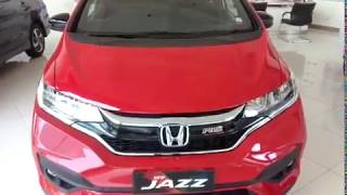 Review New Honda Jazz RS M/T (2018)