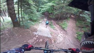 Giornata di puro downhill al Paganella! - Bici-Vlog #2
