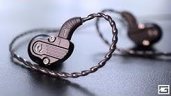 Open Back IEM's for $48? : RevoNext NEX202 In-Ear Monitors