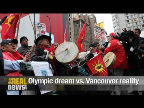 Olympic dream vs. Vancouver reality