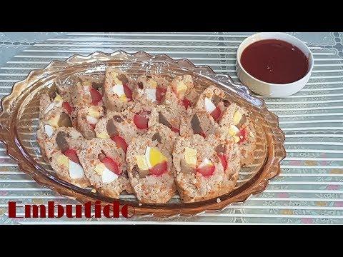 Cheesy Embutido Recipe   Filipino Meatloaf Recipe