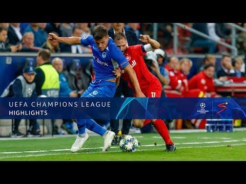 UEFA Champions League | Salzburg v Genk | Highlights