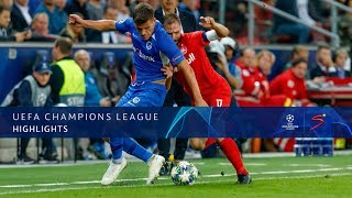 UEFA Champions League | Salzburg v Genk | Highlights