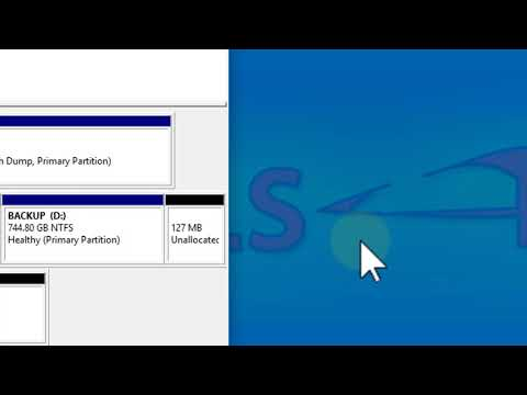How to Partition a USB / HDD drive in Windows 10 - Tutorial