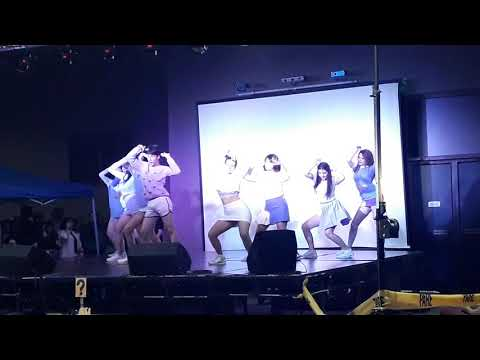 Double Second  Twice - TT  K-POP Dance Cover Friki Fest 2018 Uruguay