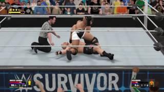 "WWE SURVIVOR SERIES 2016 REVIEW ""GOLDBERG DESTROYS BROCK LESNAR............WTF"""
