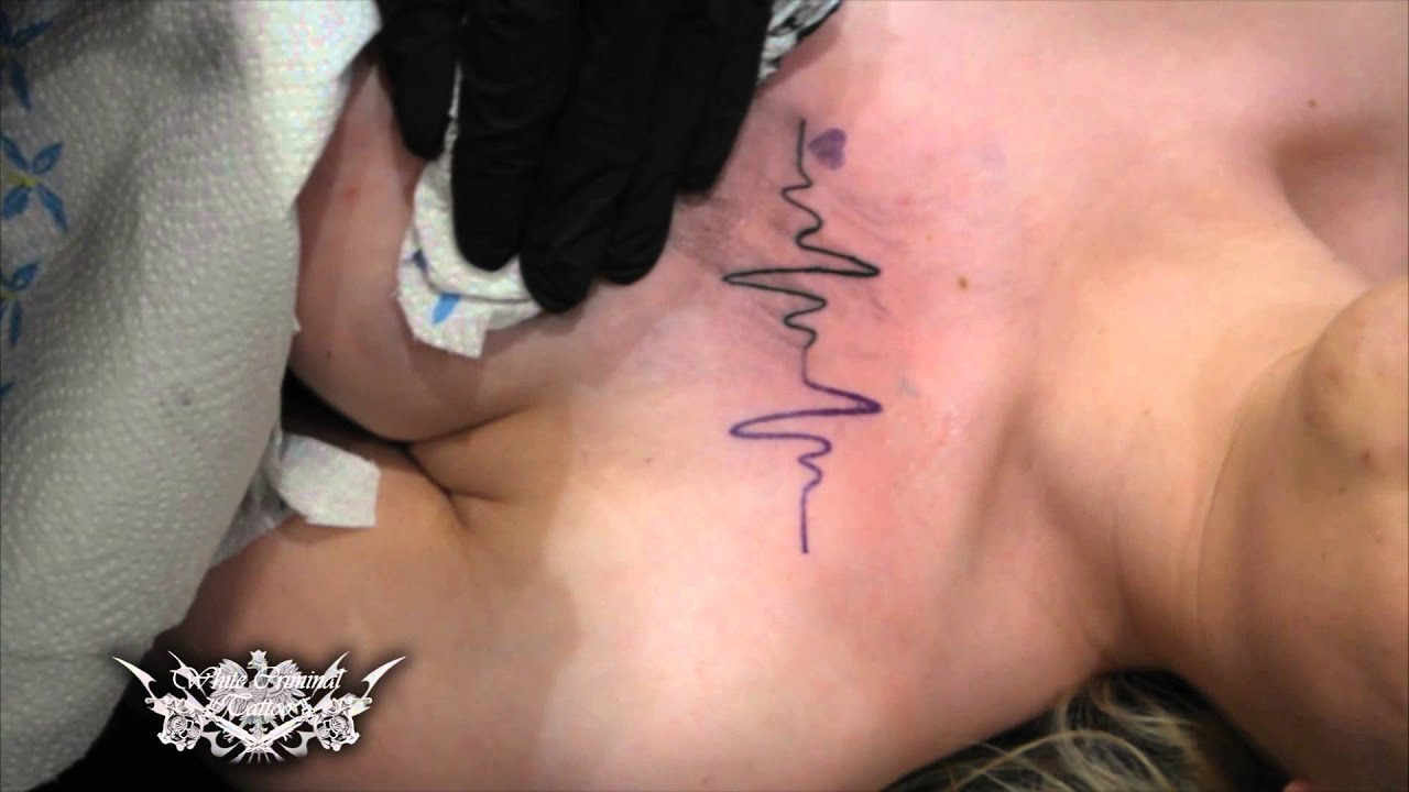 Life Line - tattoo - YouTube