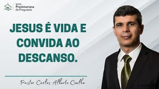 Culto Matutino - Pr. Carlos Coelho