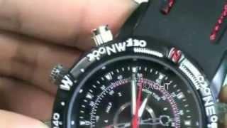 Часы с видеокамерой 4GB Spy Watch Camera 1280 x 960(Часы с видеокамерой 4GB Spy Watch Camera 1280 x 960 30 Fps HD Waterproof Функции: * Запись Голоса * Запись Видео * Режим Съемки * Флеш..., 2012-03-16T08:42:05.000Z)