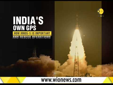WION Gravitas: ISRO launches GPS system to meet both military and civilian needs