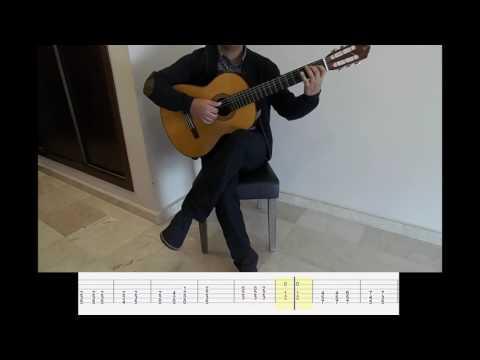 Symphony 7 Beethoven Classic Guitar