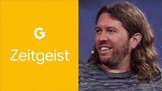 How I came up with Uber - the startup mentality with Garrett Camp - Zeitgeist 2016