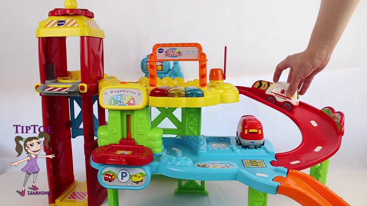 Vtech Garage Cars Toot Toot Drivers Parkhaus Tut Tut Baby