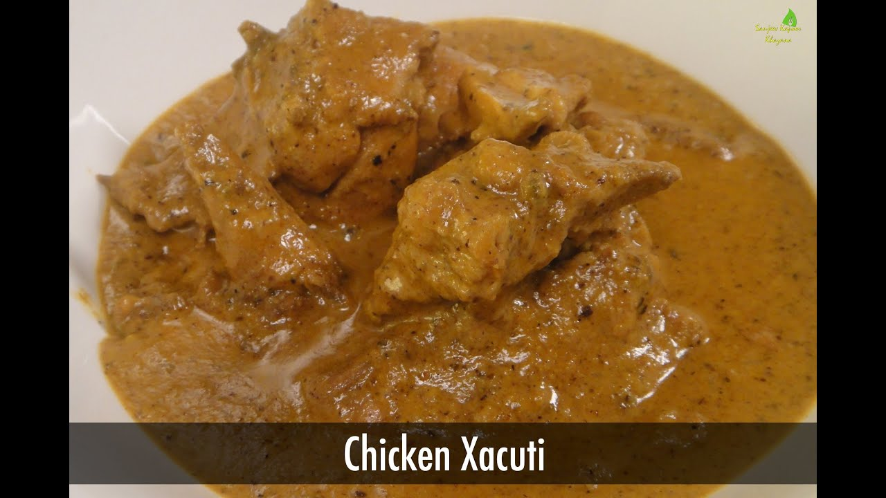 Chicken xacuti youtube forumfinder Images