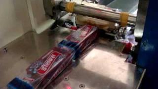 Horizontal Flow Wrap Machine for Soap