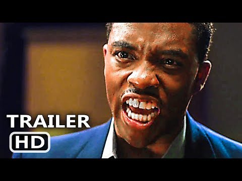 MARSHALL Official Trailer (2017) Chadwick Boseman Movie HD