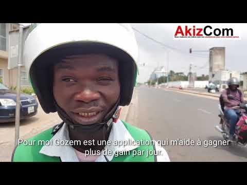 GOZEM révolutionne le transport au #Togo et en #Afrique