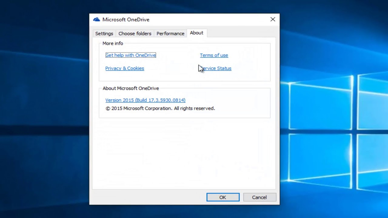 How To Unlink OneDrive Account Syncing In Windows 10
