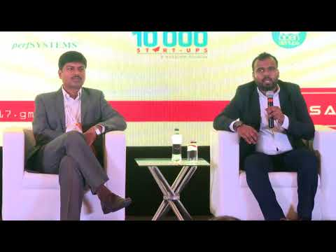 GMASA'17 Bangalore: Panel Discussion - The Art of getting funded