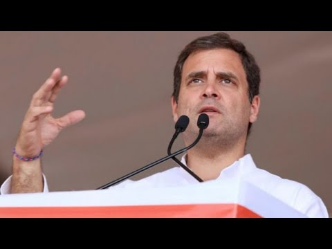 Rahul Gandhi Addresses Media at the End of Election Campaign for 2019 LS Polls   The Quint