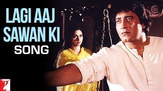 Lagi Aaj Sawan Ki - Song | Chandni | Vinod Khanna | Sridevi | Anupama Deshpande | Suresh Wadkar