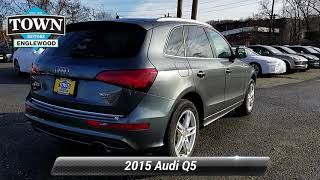 Used 2015 Audi Q5 3.0T Premium Plus, Englewood, NJ A2182185A