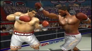 Knockout Kings 2003 Gamecube