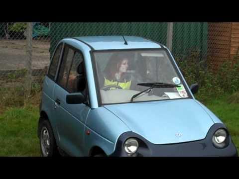 Reva G-Wiz DC Electric Car