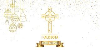 Culto de Ano Novo - Rev. Ricardo Régis