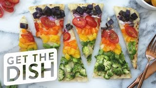 4 Fast and Easy Flatbreads For Pizza Lovers | Get the Dish