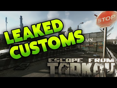 *NEW* EXPLORING LEAKED PART OF CUSTOMS!! | EFT_WTF Ep. 119 | Escape From Tarkov Funny&Epic Gameplay