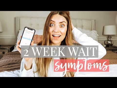 2 Week Wait Symptoms: Pregnant vs  Not Pregnant | Kendra Atkins