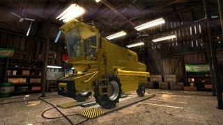 Mechanik Maszyn Rolniczych #3 Pierwszy kombajn , układ paliwowy i rozrusznik