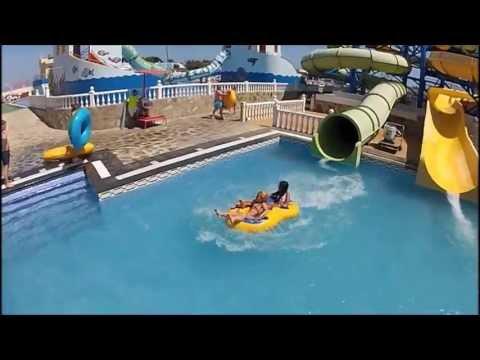 Aquapark (Family Water Park ) Costa Teguise Lanzarote